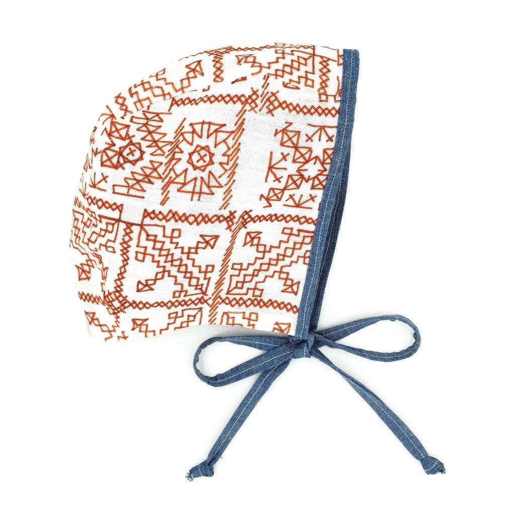 Reg Geometric Classic Bonnet: Sale $16, Regular $45
