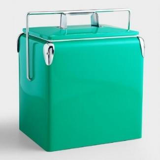 Retro Drink Cooler: Sale $26.99, Regular $49.99
