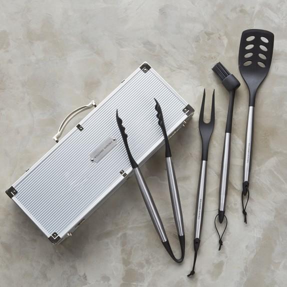 WS Nylon BBQ Tool Set: Sale $31.99, Regular $99.99