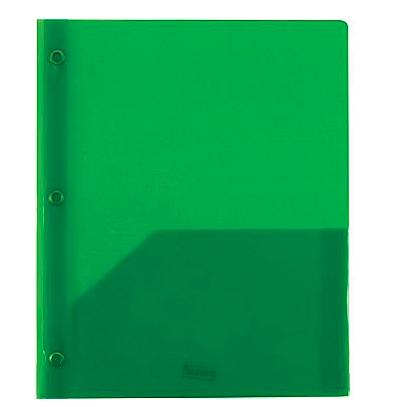 Plastic Folder - $0.50