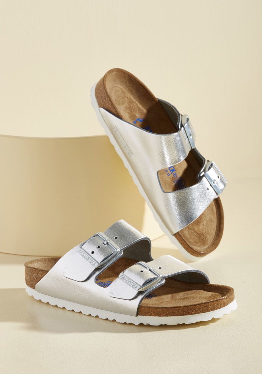 Birkenstocks: Sale $50.99, Regular $134.99  (ONLY available in size 42 right now)