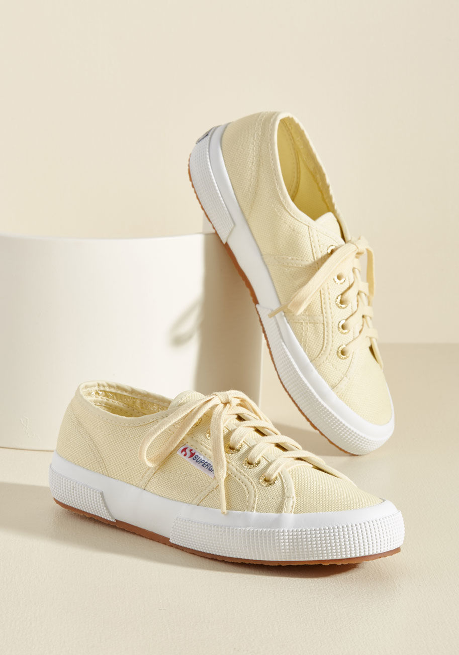 Superga Sneakers: Sale $23.39, Regular $64.99