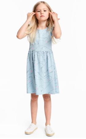 Girl's Jersey Dress - Sale $4.99, Reg $7.99