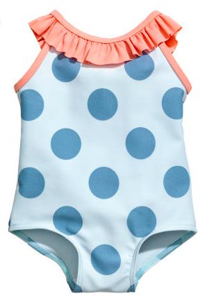 Toddler Girls Swimsuit - Sale $5.99, Reg $9.99