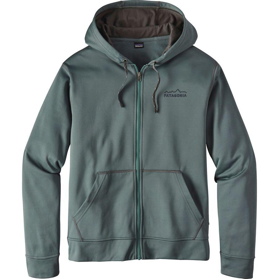Patagonia Mens Arched Type Hoodie: Sale $37.50, Regular $75.00