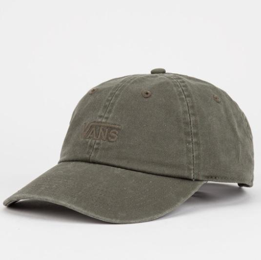 Vans Court Side Womens Hat: Sale $11.49, Regular $27.99