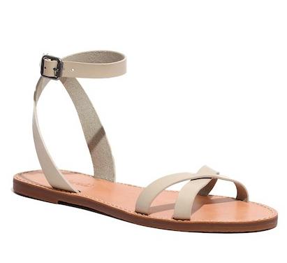 Madewell Sandals $13.39
