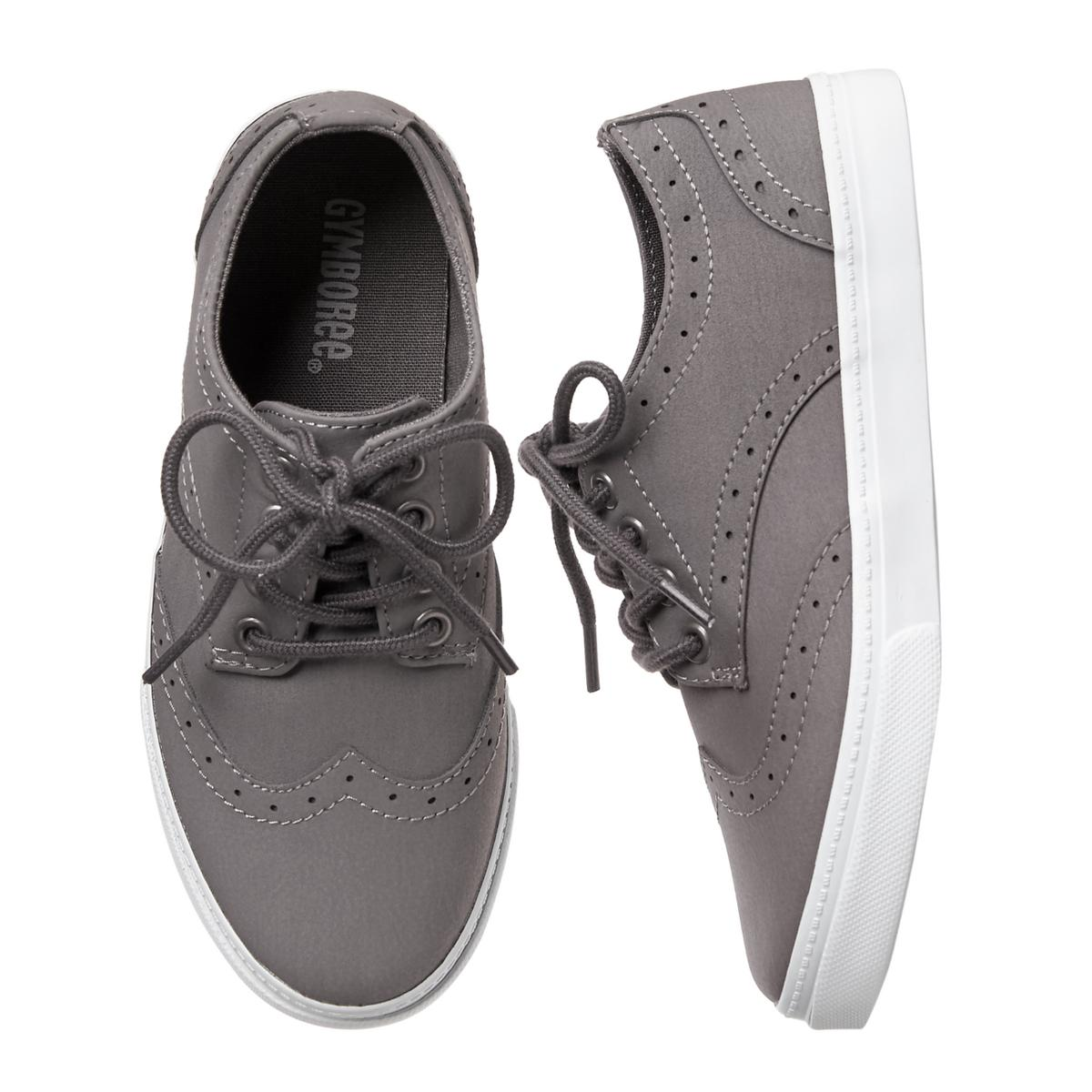 Boys Wingtip Sneakers: Sale $9.99, Regular $32.95