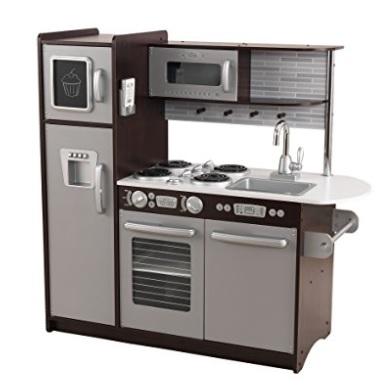 Kidcraft Uptown Expresso Kitchen: Sale $89.99, Regular $139.99