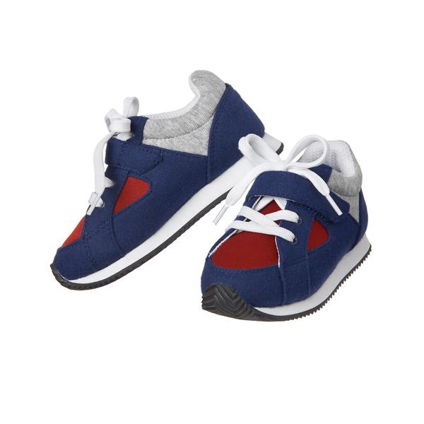 Toddler Boys Colorblock Sneakers: Sale $7.07, Regular $19.88
