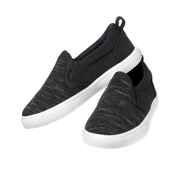 Boys Slip-on Sneakers: Sale $6.00, Regular $24.88