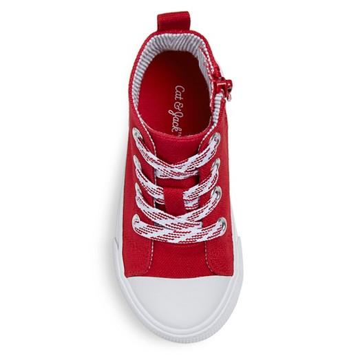 Toddler Boys Cade Hi-Top Sneakers: Sale $5.98, Regular $19.99