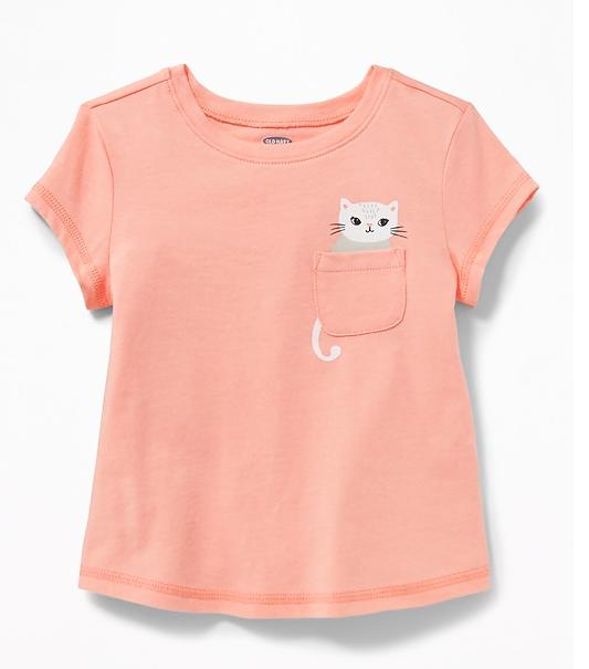 toddler Girls - Sale $4, Reg $8.99