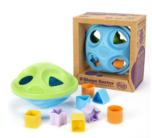 Green Toys Shape Sorter: Sale $7.99, Regular $19.99