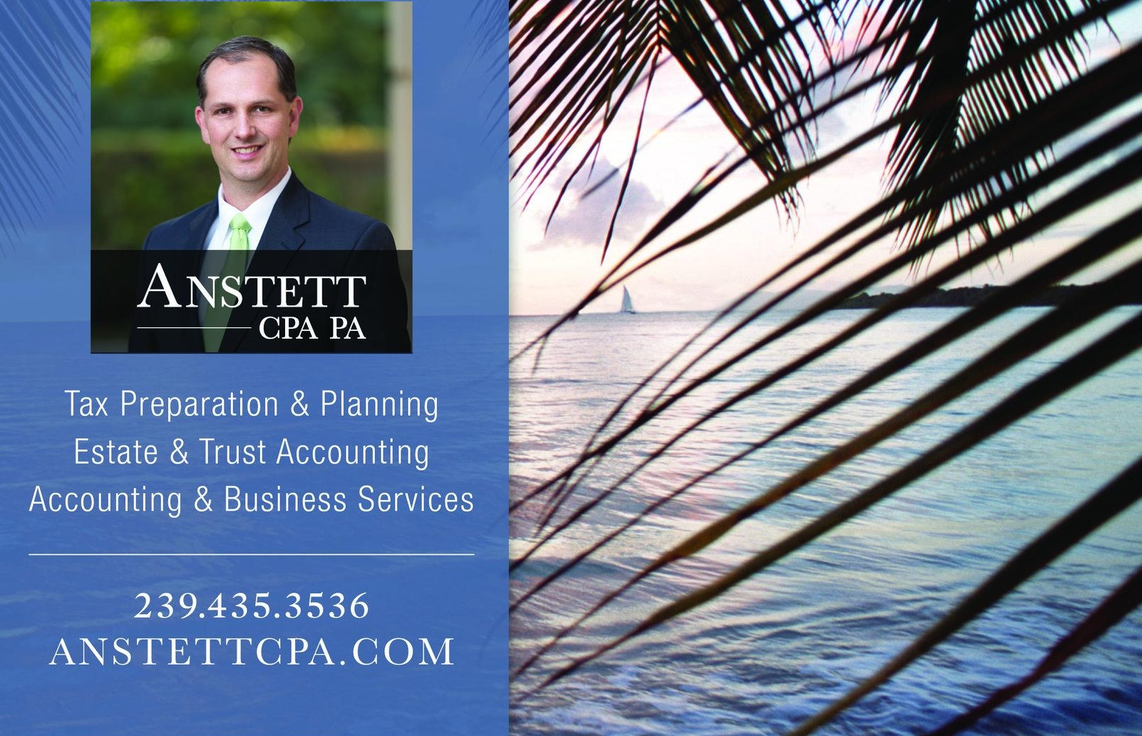 Leave us a Review! - We really do appreciate having you as a customer, and we would like to say thank you for choosing us.Please share your experience with Anstett CPA PA.
