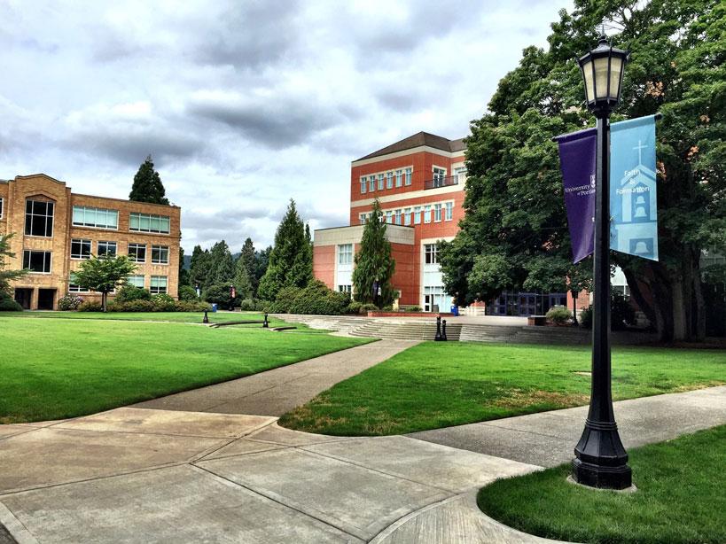 University of Portland (UP)