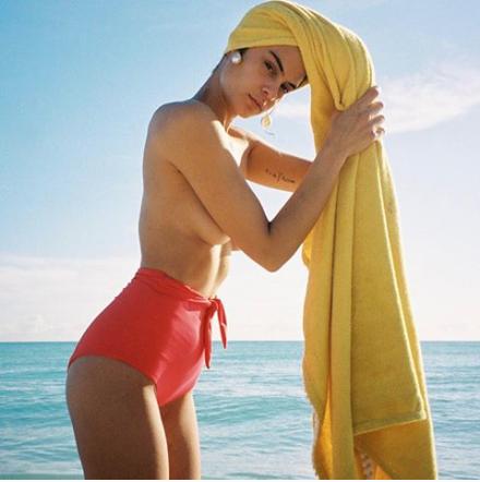 MARA HOFFMAN - nude beach ready.