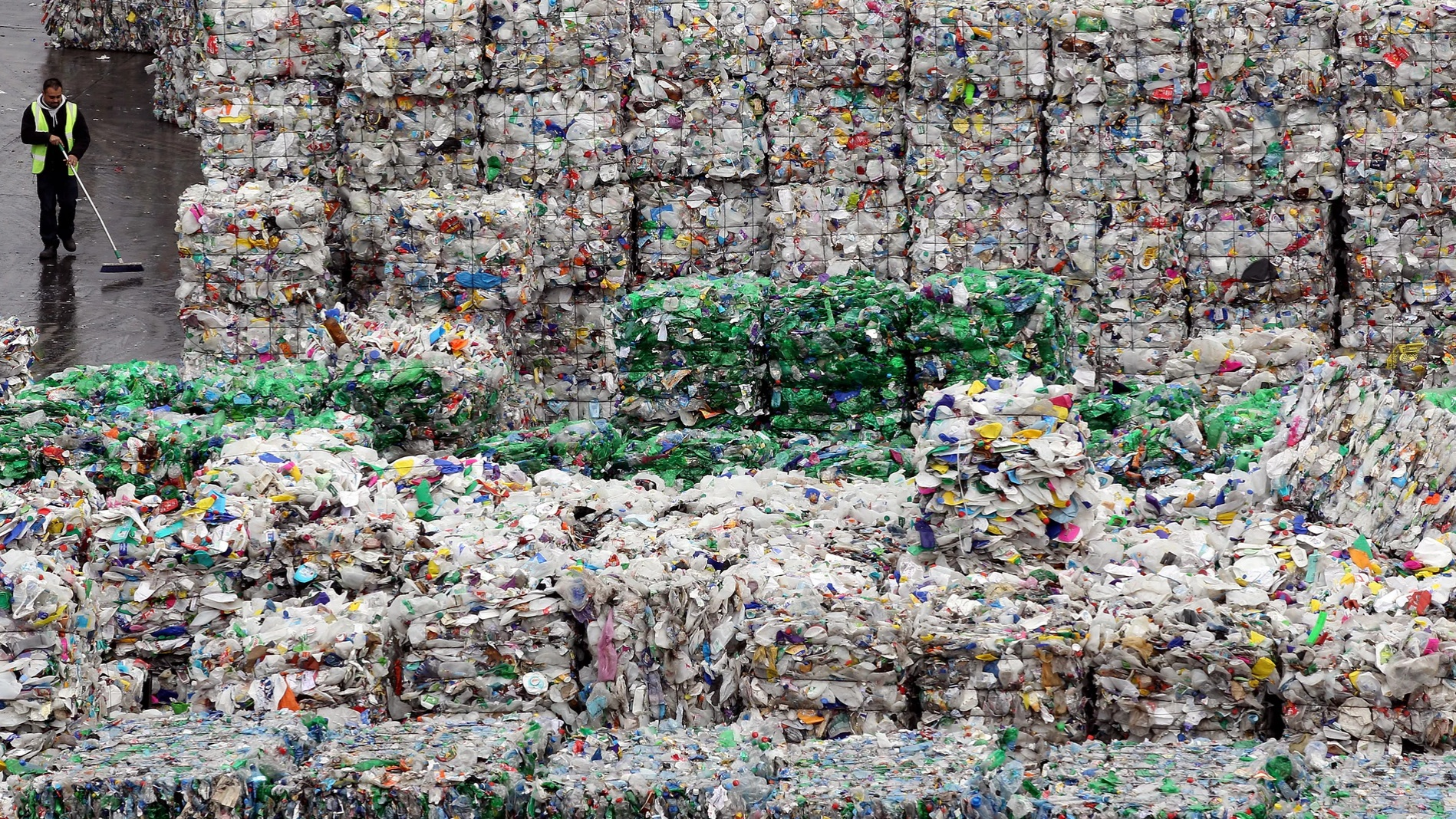 5. why can't we just recycle it all? - You may have heard that China no longer wants to accept trash from the U.S. An article from MIC explains how issues within the recycling industry are creating a global conversation we can't just shove under the rug anymore (or ship overseas).