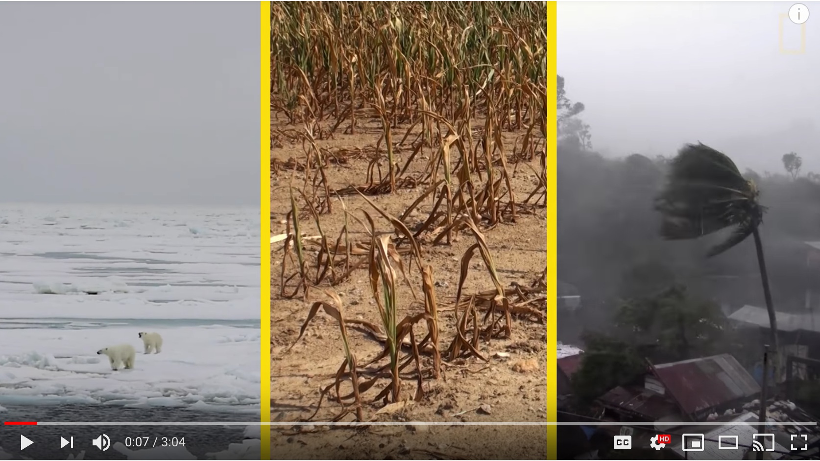 4. wait; how does climate change work? - While climate change may or may not be entirely to blame for our increased frequency of natural disasters, it is important to know how it intensifies them.