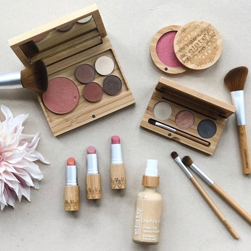 elate cosmetics - um yes to this eco packaging