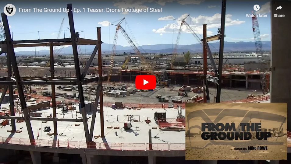 From the Ground Up - Ep. 1 Teaser - Drone Footage of Steel.PNG