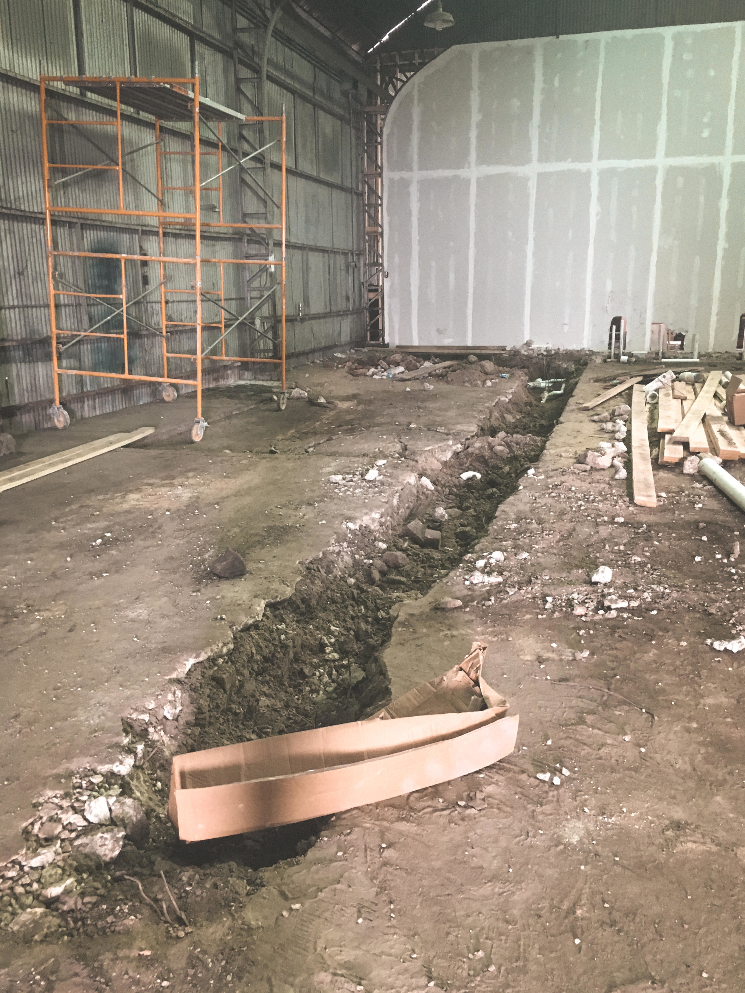 New Orleans_Miel Brewery_Construction_Trench drain-2.jpg