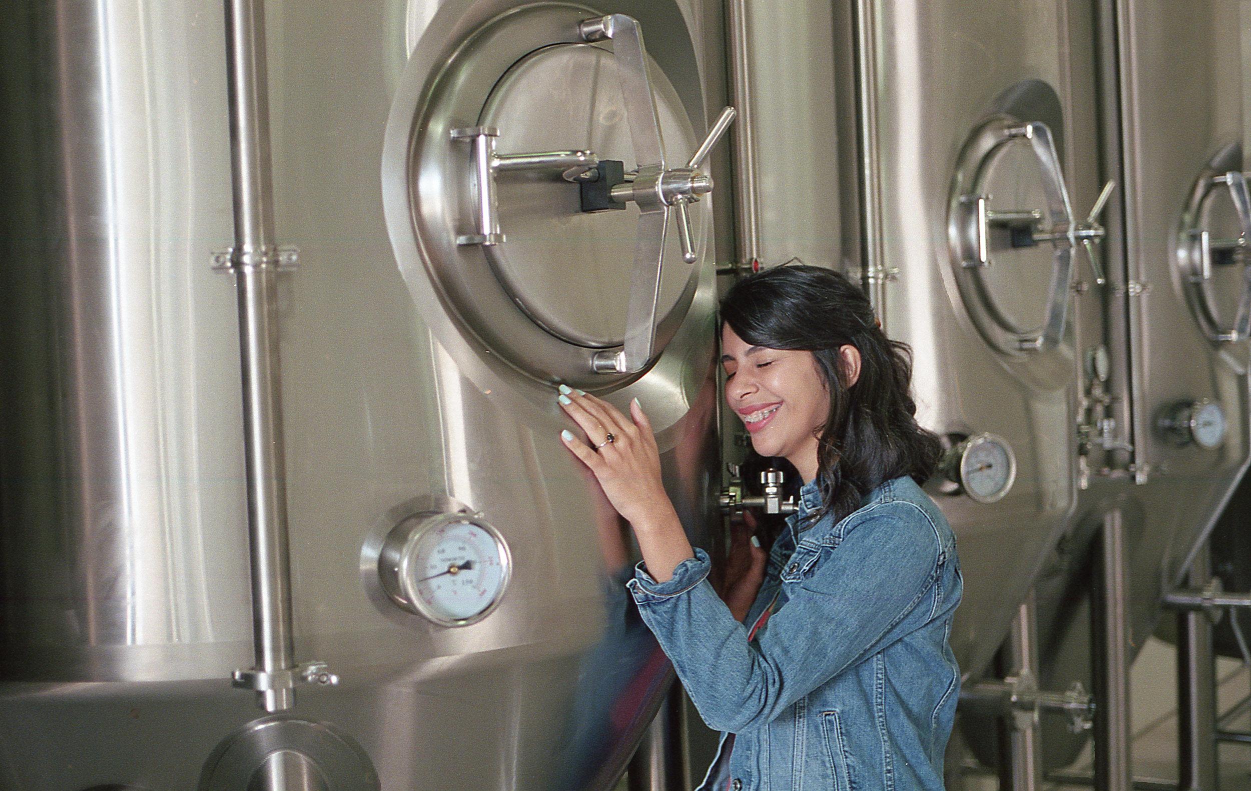 Miel Brewery_New Orleans_Trip Ulvila_Janice