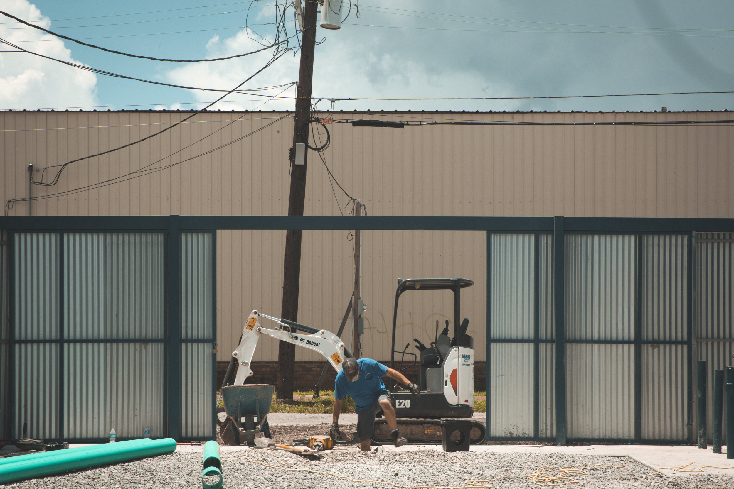 New Orleans_Miel Brewery_July 2018_Plumbing