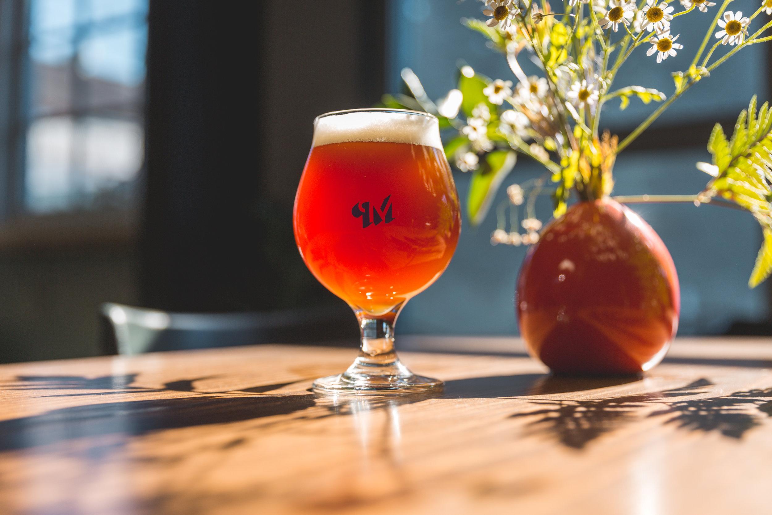 Miel Brewery_Phoenix West Coast Red Ale_Beer Release