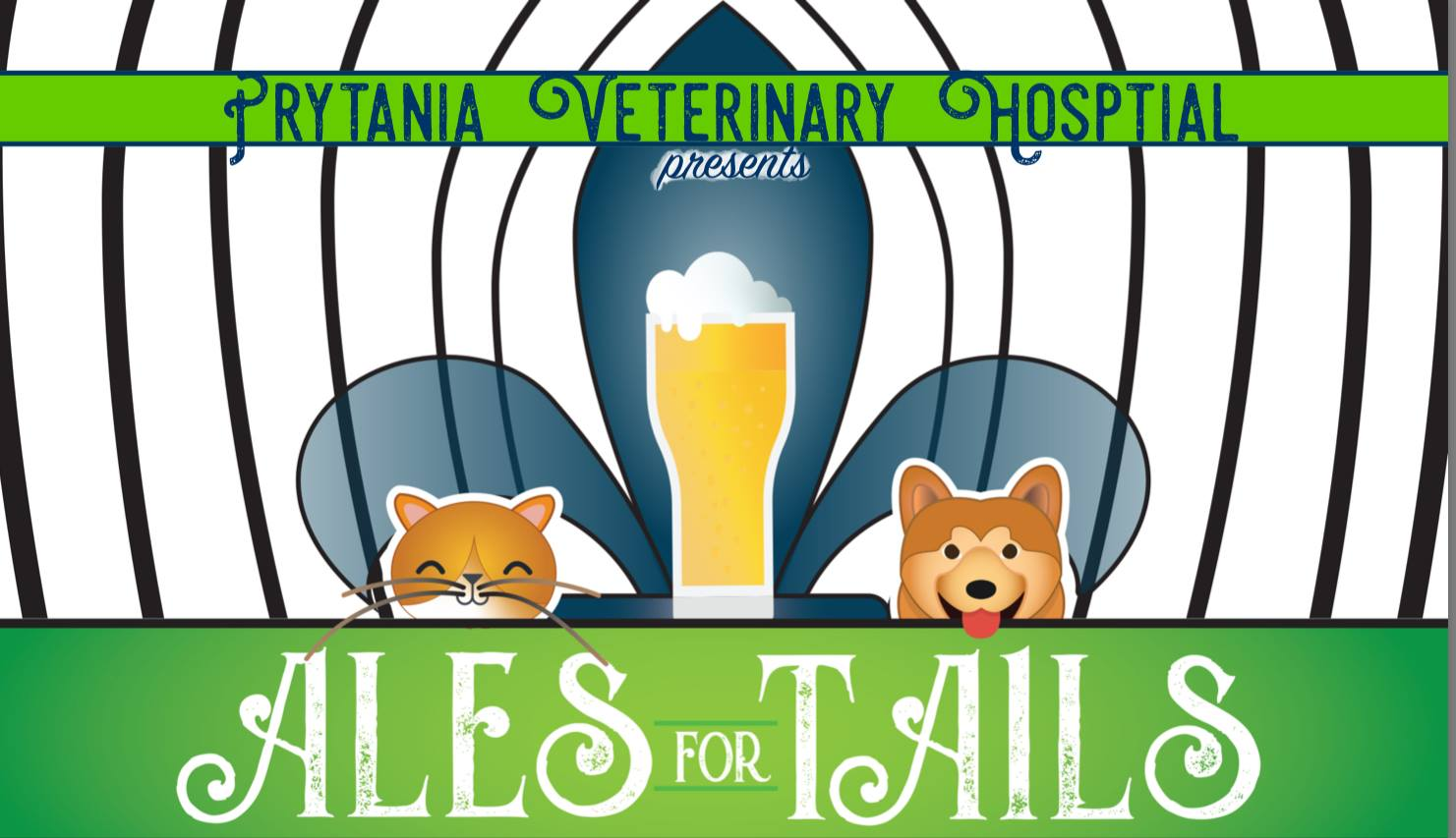 Miel Brewery_New Orleans_Ales of Tales 2019_Prytania Veterinary Hospital