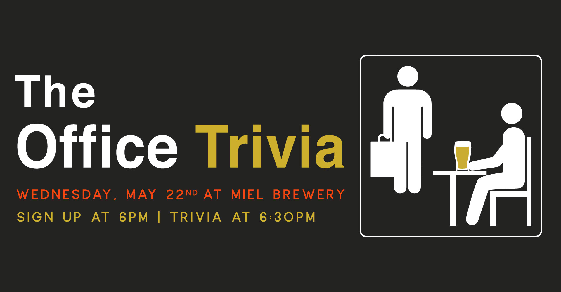 Miel Brewery_New Orleans_The Office Trivia