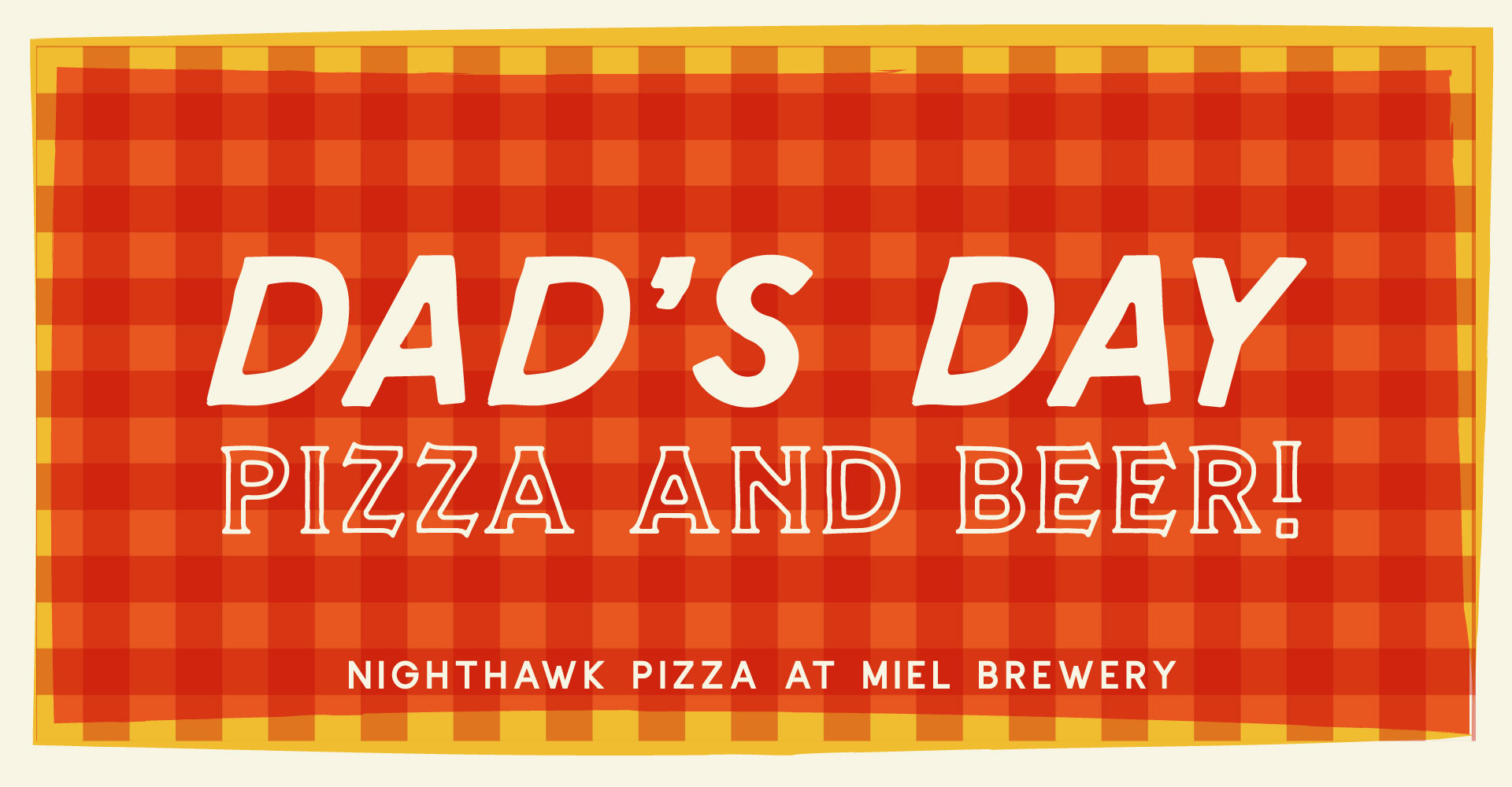Miel Brewery_New Orleans_Dads Day Pizza and Beer