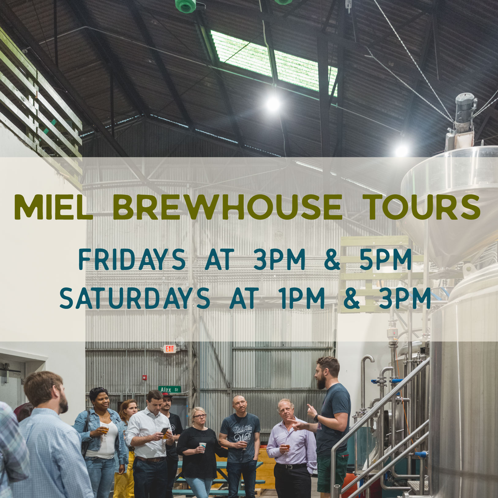 Miel Brewery_New Orleans_Brewhouse tours