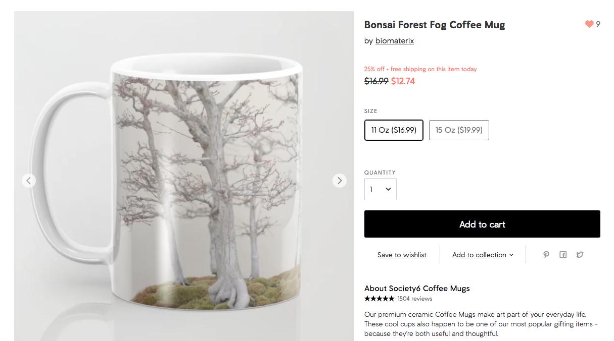 Coffee Mugs -