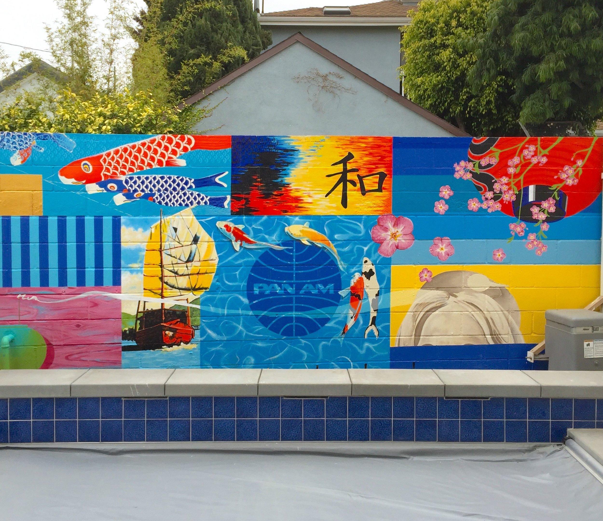Private residence, Marina del rey, California