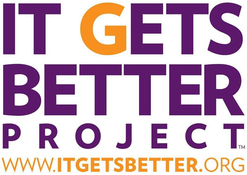 It Gets Better Project - The It Gets Better Project's mission is to communicate to lesbian, gay, bisexual and transgender youth around the world that it gets better, and to create and inspire the changes needed to make it better for them.The It Gets Better Project was created to show young LGBT people the levels of happiness, potential, and positivity their lives will reach – if they can just get through their teen years. The It Gets Better Project wants to remind teenagers in the LGBT community that they are not alone — and it WILL get better.