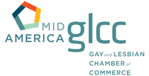 Gay & LesbianChamber of Commerce - The Mid-America Gay & Lesbian Chamber of Commerce (Mid-America GLCC) is an organization that advocates, promotes and facilitates the success of the LGBT business community and their allies through the guiding principles of equality, inclusion, economics and education. The Mid-America GLCC's purpose is to create, identify and enhance business opportunities for LGBT and LGBT-friendly organizations, thereby fostering a more inclusive and vibrant economy in Mid-America.