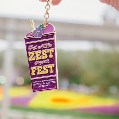 Is there anything more iconic to the Flower and Garden festival than the violet lemonade? Obviously not because it even has its own merchandise line this year! Have you put a zest in your fest yet? What is your favorite part of the festival? Tell us below!