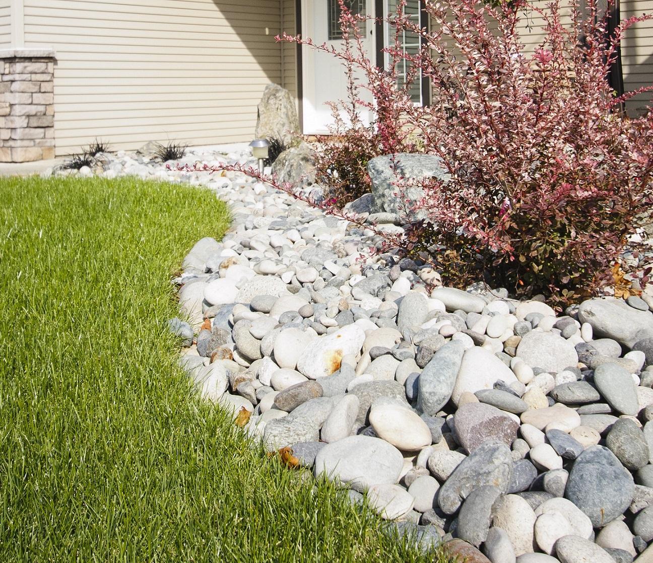 Rock Garden Installation