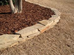 Stacking Flagstone - Pieces of flagstone that vary from the size of a pizza slice to a dinner plate