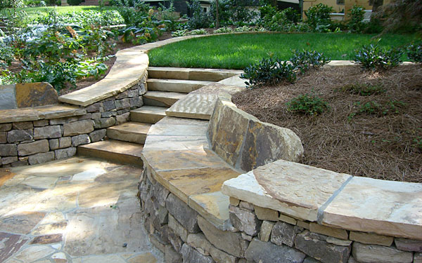 Projects - If you have any projects in mind, now is the time to plan or begin with them! Retaining walls, patios, or even accent boulders can really pull it all together!