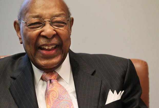 The Late and Honorable Congressman Louis Stokes (D-OH-11)