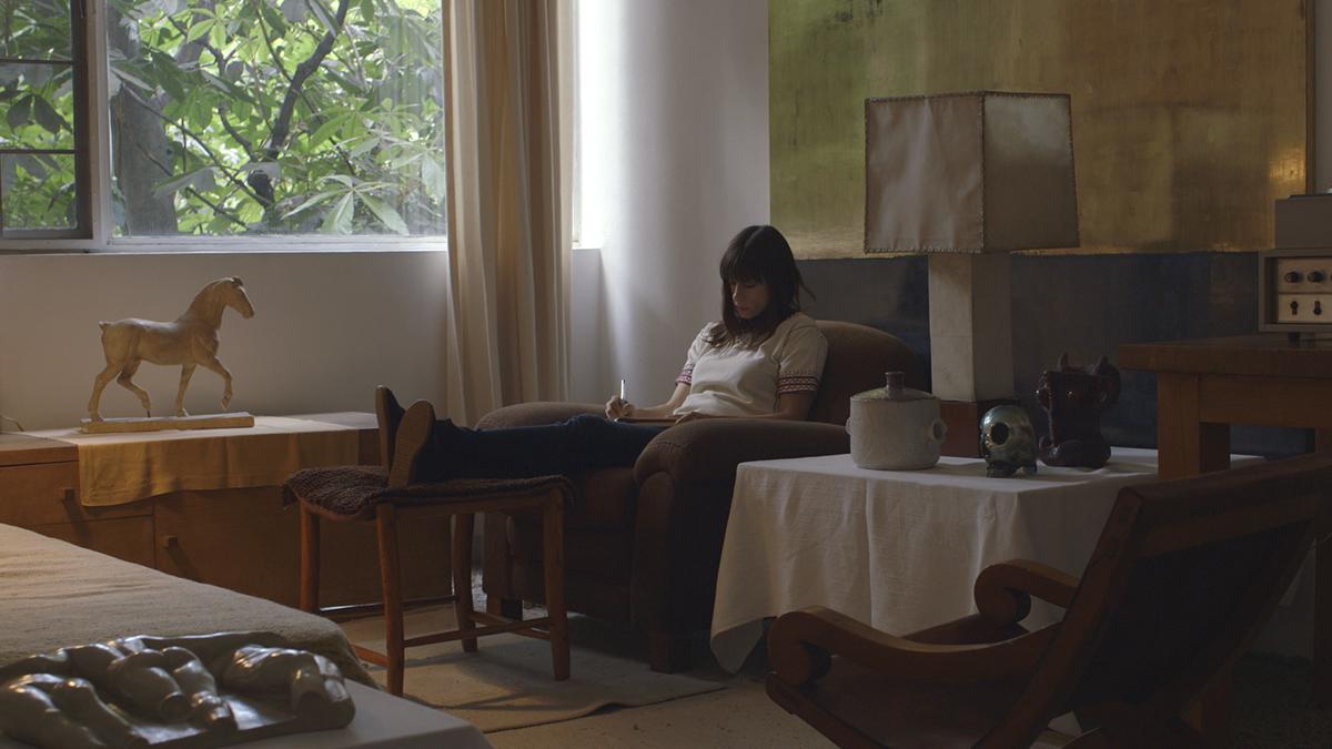 Jill Magid,work-in-progress film, 2016. Video still. (photo: Jarred Alterman)