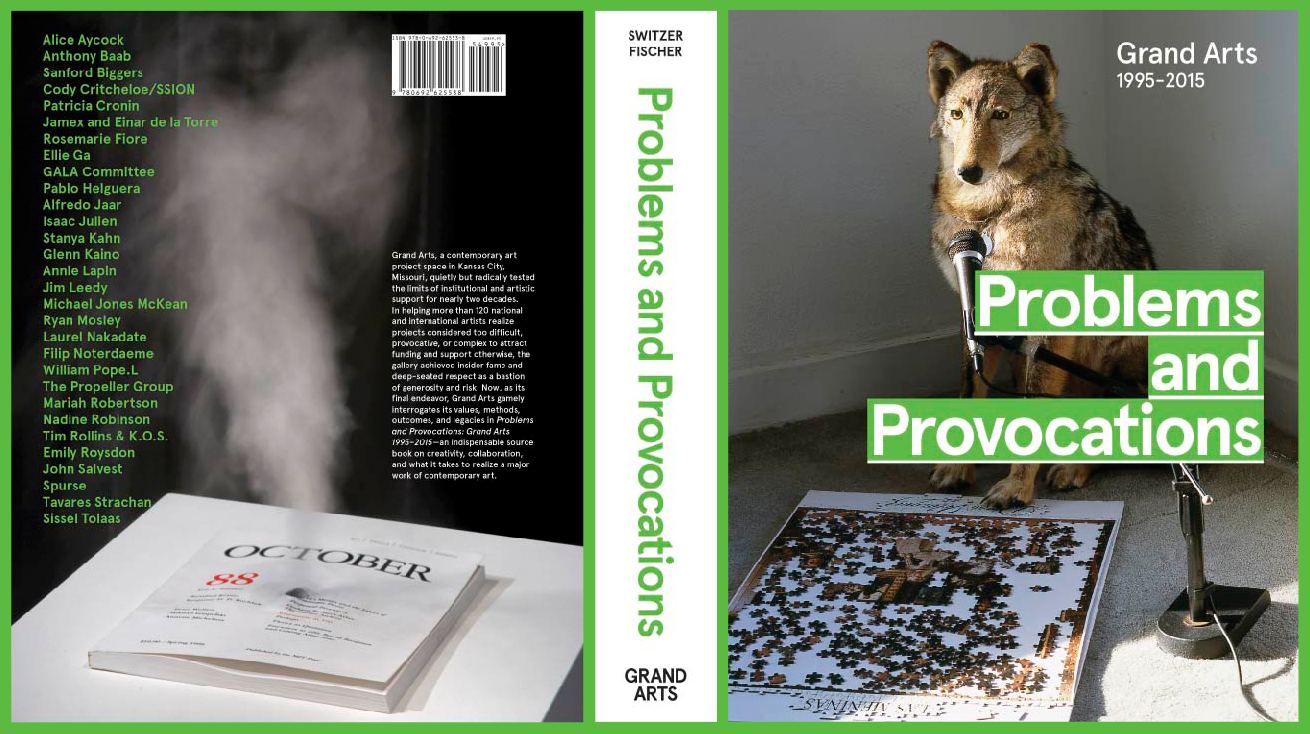 Problems and Provocations: Grand Arts 1995-2015.