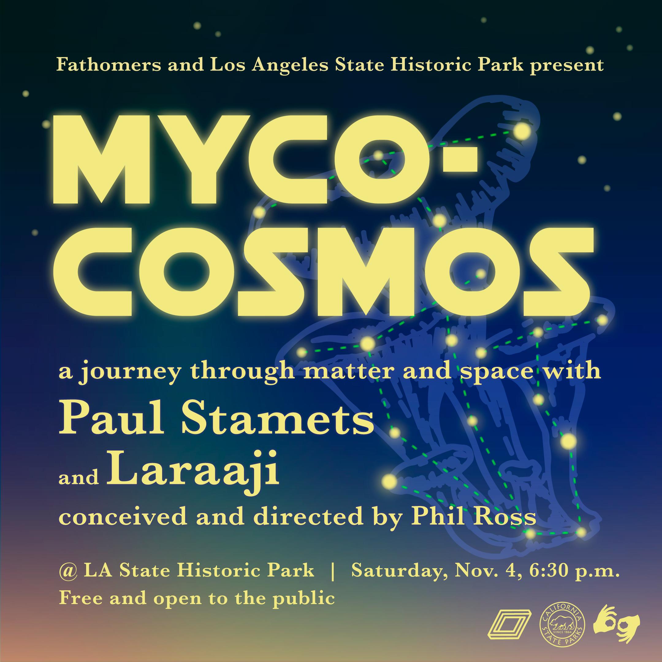 Myco-Cosmos
