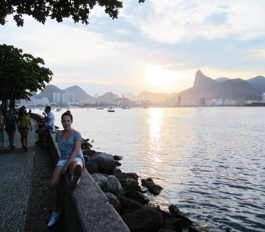 Exploring Rio's Urca neighborhood