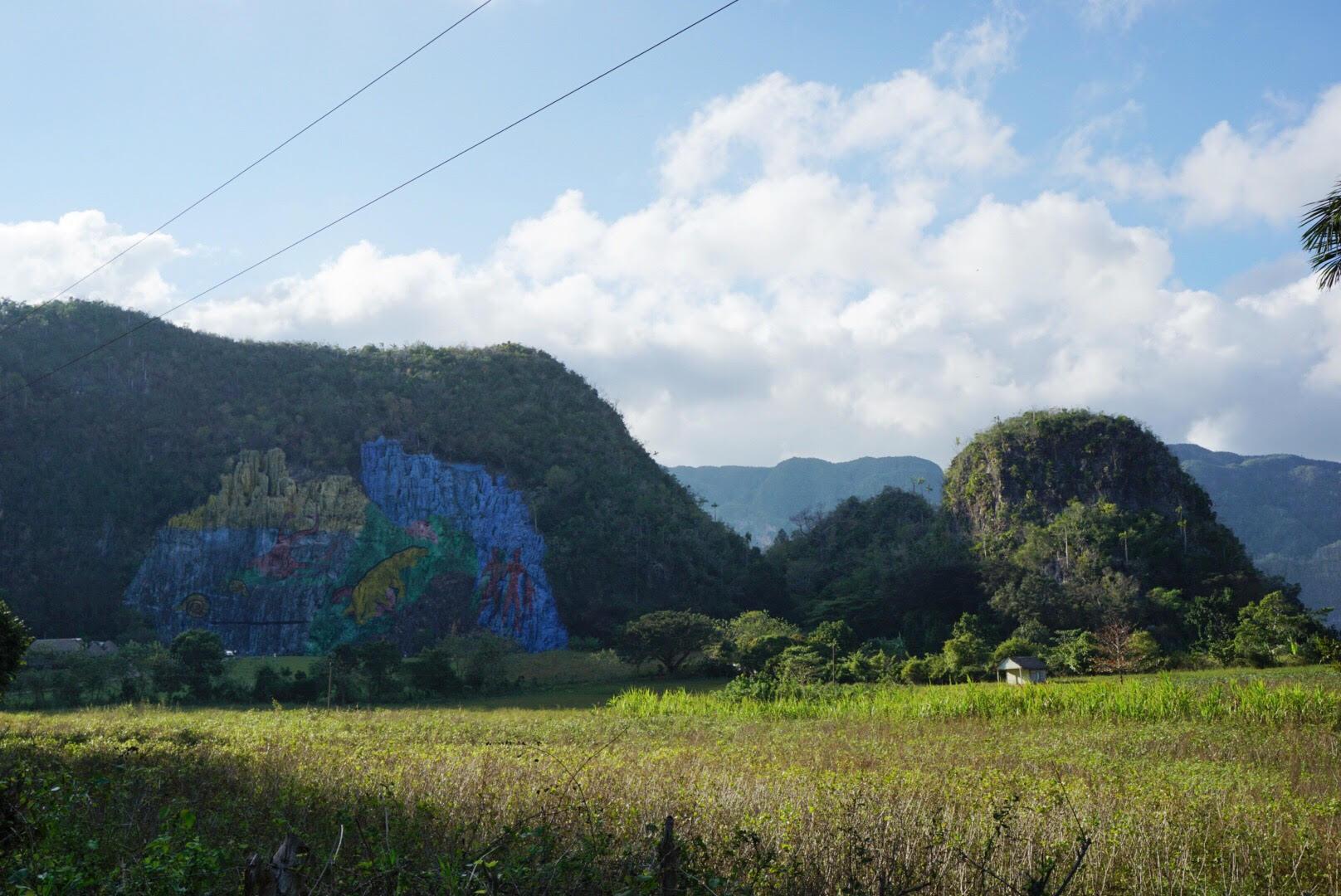El Mural (Mural de la Prehistorica)