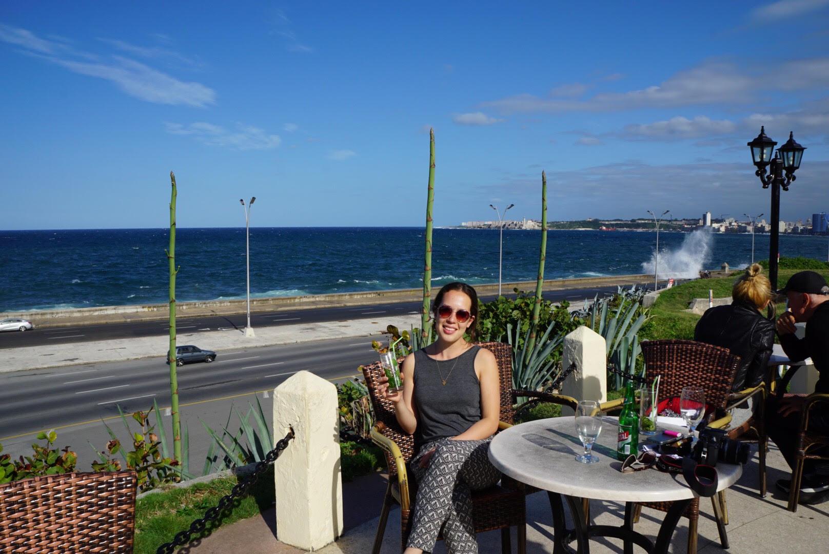 Mojitos at Hotel Nacional