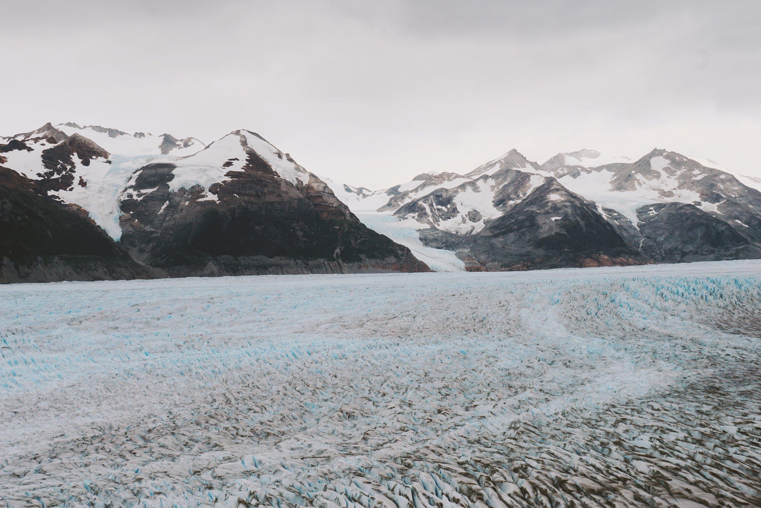 Grey Glacier.
