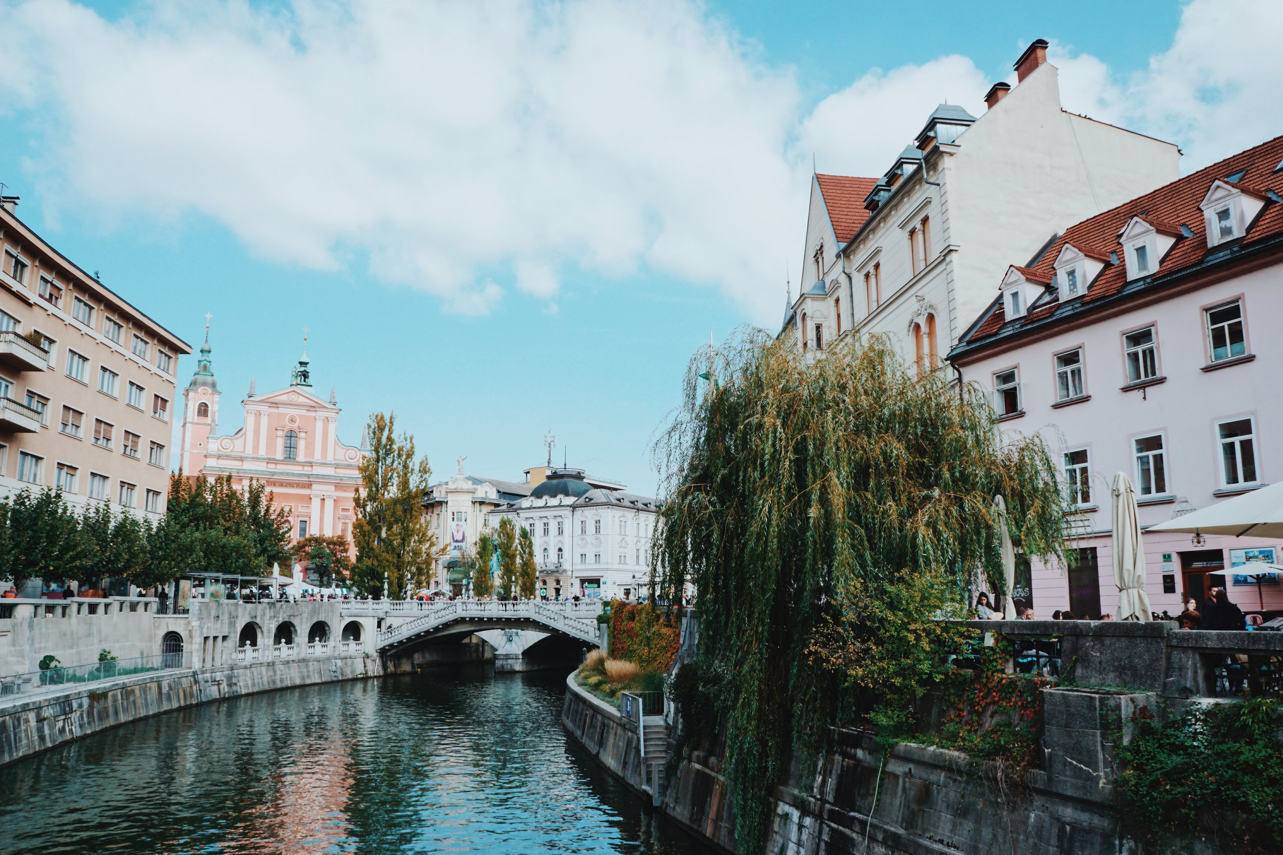 slovenia - Architectural masterpieces and nature to boot